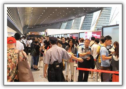【2013‧北海道親子遊】(11)。Day 1。啟程‧大阪關西國際機場