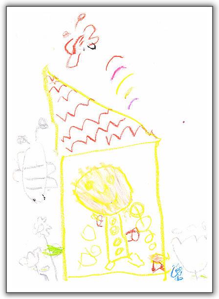 【寶貝作品集】語馨。3歲9個月