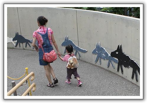 【2013‧北海道親子遊】(18)。Day 4。旭山動物園。親子遊必推行程(下)