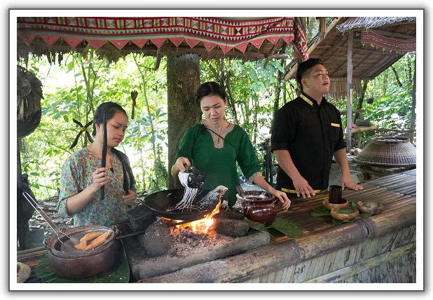 【2015‧沙巴山打根】(14)。Day 6。馬里馬里文化村 Mari Mari Cultural Village (下)