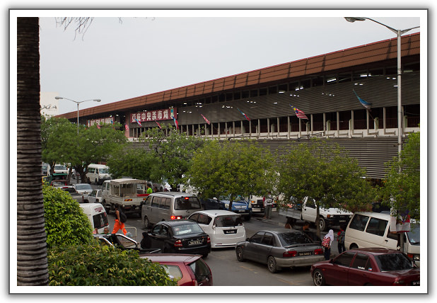 【2015‧沙巴山打根】(16)。Day 7。亞庇中央市場