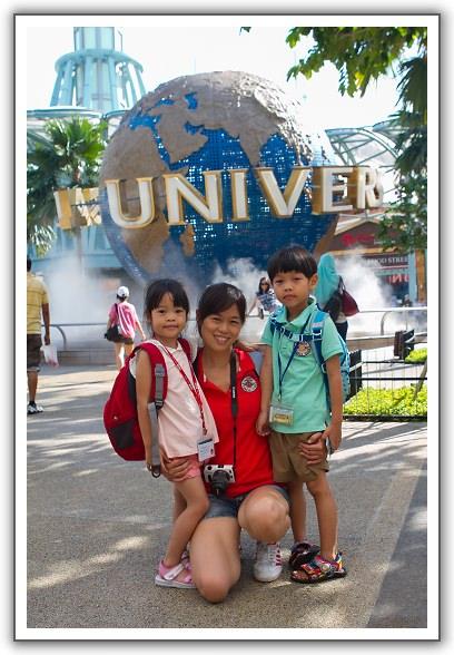 【2014‧新加坡親子遊】(13)。Day 4。環球影城 (上)。強烈建議一定要買 Express 快速通關券