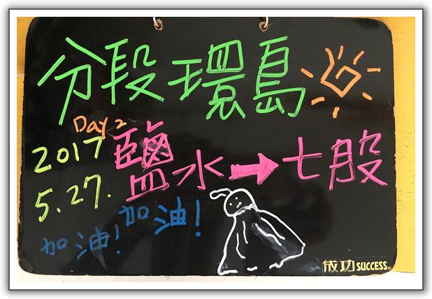 【分段環島】(第四回)嘉義到高雄。(04)Day 2。台南鹽水 – 台南七股(上)
