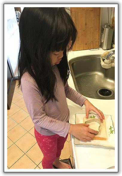 【家有寶貝】一起做早餐,媽媽生日快樂!