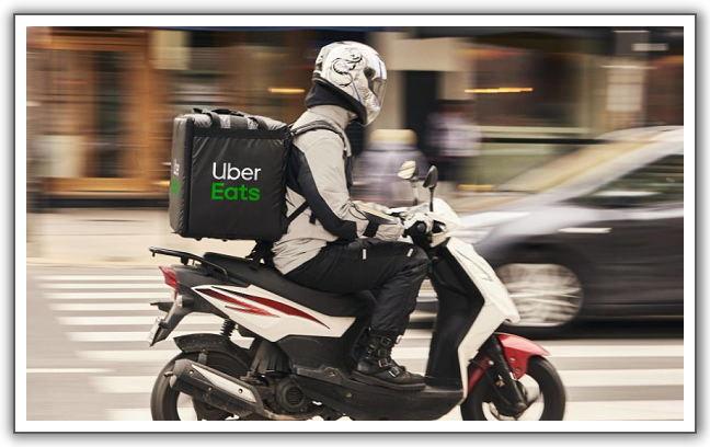【職場隨筆】Uber Eat 母女