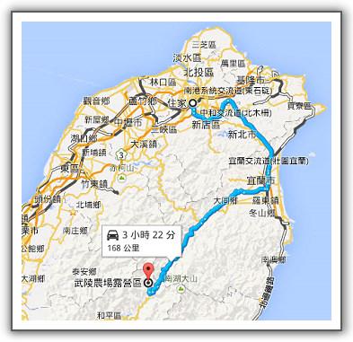 【瘋台灣】(47)102年08月 台中‧武陵農場露營(第7露)
