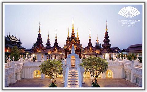 【2011‧泰國親子遊】(13)‧Day 4 。文華東方酒店‧晚宴