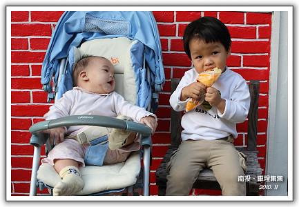 【家有寶貝】哥哥,我也要吃