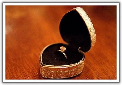 【婚禮準備】求婚