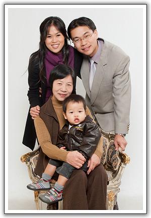 【樂活人生】2011。全家福