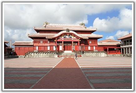 【2012‧沖繩親子遊】(17)‧Day 6 。首里城