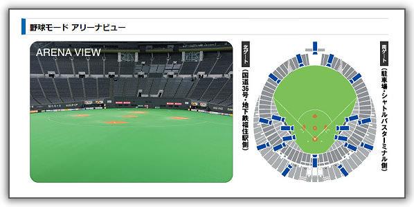 【2013‧北海道親子遊】(05)‧Day 0。行前準備。想去札幌巨蛋幫陽岱鋼加油(下)
