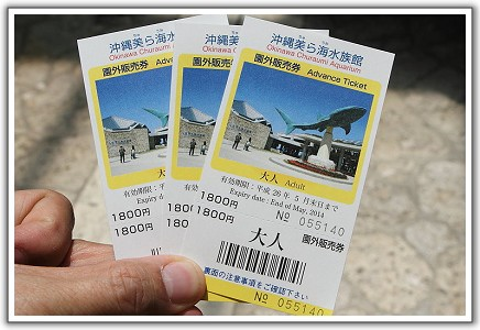【2012‧沖繩親子遊】(10)‧Day 3 。美麗海水族館