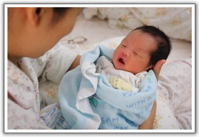 【家有寶貝】新生兒的哭聲